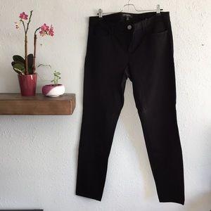 Banana Republic Black SLOAN Slacks Size 10